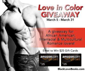Love in Color Giveaway | Black Love Books | BLB Bargains