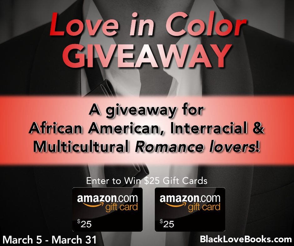Love in Color Giveaway | Black Love Books | BLB Bargains