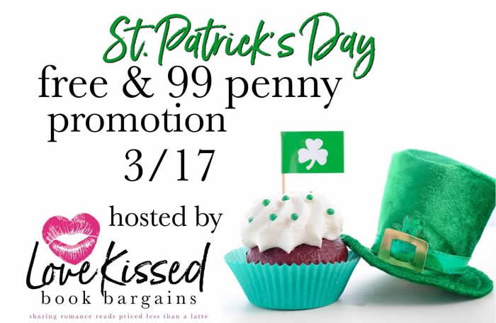 St Patrick's Day Promo | Black Love Books | BLB Bargains