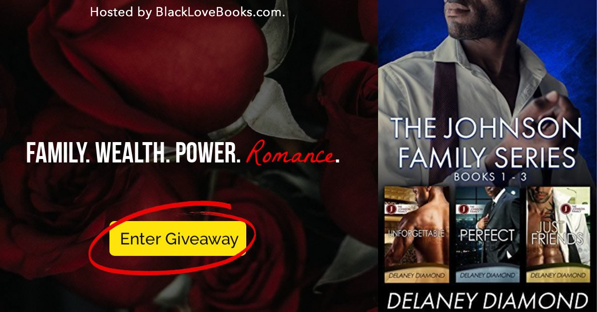 Johnson Family Series | Delaney Diamond | BlackLoveBooks.com